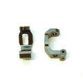 CNC Machined Alum. HD Front Caster Blocks (1 pair) for Traxxas 4Tec 2.0 (GM)