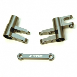 CNC Machined Alum. Steering Bellcrank Set (3 pcs) for 4Tec 2.0 (GM)