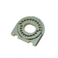 CNC Machined Alum. Motor Mount for Traxxas 4Tec 2.0 (GM)