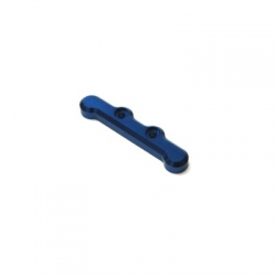 CNC Machined Aluminum HD Front Hinge-pin Brace for Associated B5, B5M, T5M (Blue)