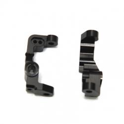 CNC Machined Aluminum Front Caster Block for B5, B5M, T5M (Black)
