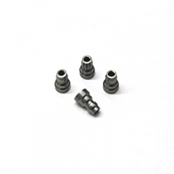 CNC Machined Aluminum Upper Shock Mount Bushings (4pcs) for Associated B5, B5M, T5M (GM)