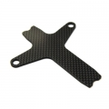 Graphite Battery Strap for Associated B5 Buggy (Rear Motor Config)