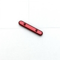 STRC CNC Machined Aluminum Front Hinge-pin Brace for SC10, B4, T4 (Red)