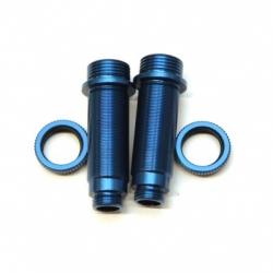 CNC Machined Alum. Threaded Rear shock bodies w/O-ring collar, Granite, Vorteks, Raider, Fury (B/B)