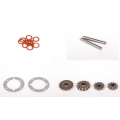 Axial Gear Diff Component Combo pack