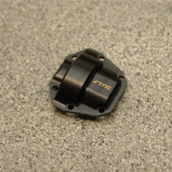 CNC Machined Brass Diff Cover for HPI Venture (Black)