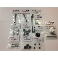 CNC Machined Alum. Option parts package for Hyper 10SC/TT (GM)