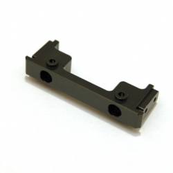CNC Machined Aluminum Heavy Duty Front Bumper mount for Associated Enduro (GM)