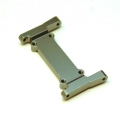 CNC Machined Aluminum Heavy Duty Battery Tray Mount/Front chassis brace for Element Enduro (GM)