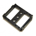 CNC Machined Aluminum Heavy Duty Servo Mount Tray for Associated Enduro (Black)
