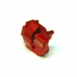 CNC Machined Aluminum Diff Cover for Element Enduro (Red) Limited