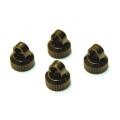 CNC Machined Aluminum upper shock caps for Element Enduro 4pcs (GM)