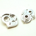 CNC Machined Aluminum HD Center Transmission Case for HPI Venture (Silver)