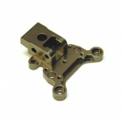 CNC Machined Alum. HD Steering Post Upper Brace/Chassis Brace Mount (GM) Limitless/Infraction