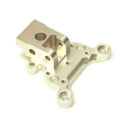 CNC Machined Alum. HD Steering Post Upper Brace/Chassis Brace Mount (S) Limitless/Infraction