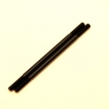 CNC Machined Hardened Steel Threaded Rods (1 pair) M4x92mm