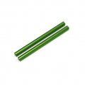CNC Machined Aluminum Links (7x102.5mm) 1 pair Green