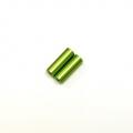 CNC Machined Alum. Threaded Links 6x18mm (1 pair) Green
