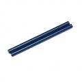 CNC Machined Aluminum 6x106mm threaded links (1 pair, Blue)