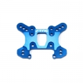 STRC CNC Machined HD Aluminum Front Shock tower for Ten-SCTE (Blue)