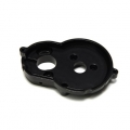 CNC Machined Alum. One Piece Center Motor Mount for Axial SCX10 II (Black)