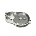 CNC Machined Alum. One Piece Center Motor Mount for Axial SCX10 II (silver)