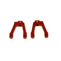 CNC Machined Alum. Rear HD Shock Towers for SCX10 II (1 pair) Red