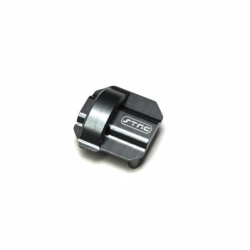 CNC Machined Aluminum Diff Cover for Axial SCX10 II (GM)