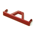 CNC Machined Aluminum Rear Chassis Rail Brace SCX10, SCX10 II (R)