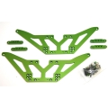 CNC Machined Aluminum Lift Kit for Axial SCX10 (Green)