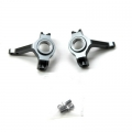 Precision CNC Machined Aluminum Steering Knuckles for Axial AX10/SCX10 (GM)