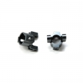 Precision CNC Machined Aluminum Hub Carriers for Axial AX10/SCX10 (GM)