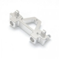 CNC Machined Alum. Rear Bumper Mount for SCX10 (Rubicon, G6 only), SCX10 II S