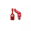 STRC CNC Machined Aluminum Rear Hub Carriers (Red) 1 pair