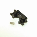 Stampede/Rustler/Bandit/Slash Aluminum Front Bulkhead (Gun Metal)
