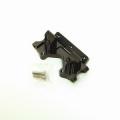 Stampede/Rustler/Bandit/Slash Aluminum Front Bulkhead (Gun Metal)