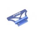 STRC Stampede/Rustler/Bandit Alum. Oversized Front Bumper (Blue)