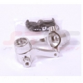 HPI Wheely King Machined Aluminum Precision Steering Knuckles (Silver)