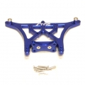 STRC Stampede/Rustler/Slash 6mm HD Rear Shock Tower (Blue)