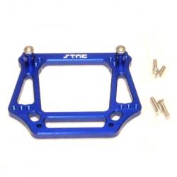 STRC Stampede/Rustler/Bandit/Slash 6mm HD Alum. Front Shock Tower (Blue)