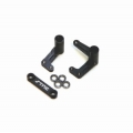 STRC Aluminum Steering Bellcrank Set (w/bearings) for Slash/Rustler/Bandit (GM)