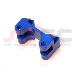 CNC Machined Aluminum Heavy Duty Rear Shock Tower (Blue)