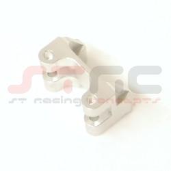 CNC Machined Aluminum Heavy Duty Rear Shock Tower (Silver)