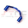 CNC Machined Aluminum Steering servo assembly bracket (Blue)