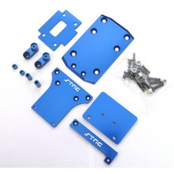 STRC Slash 2WD LCG Conversion Kit (Blue)