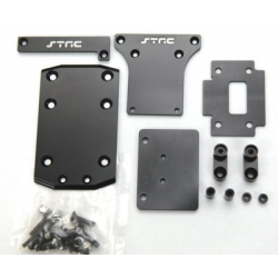 STRC Slash 2WD LCG Conversion Kit (Limited Edition Black)