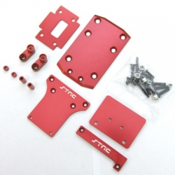 STRC Slash 2WD LCG Conversion Kit (Red)