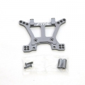 STRC CNC Machined Aluminum HD Front Shock Tower (Gun Metal) for Slash 4x4