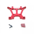 STRC CNC Machined Aluminum HD Front Shock Tower (Red) for Slash 4x4